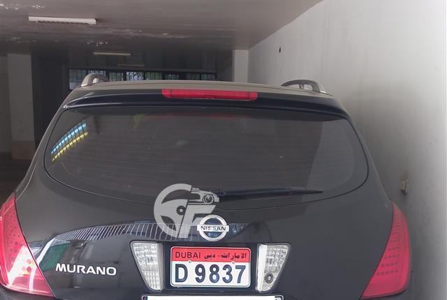 نیسان, مورانو, 2008